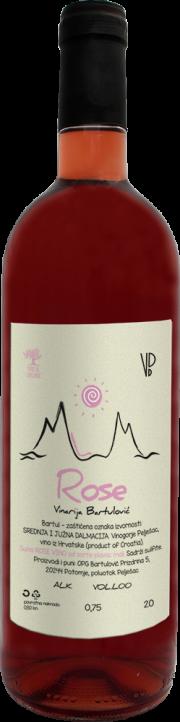 Bartul rosé